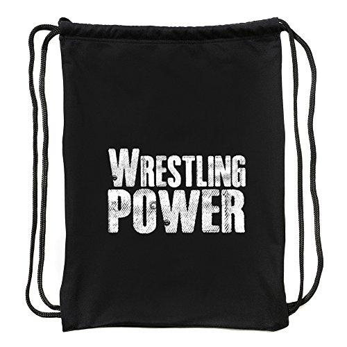 Eddany Wrestling power Sport Bag by Eddany