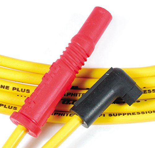 ACCEL 8028 Universal Fit 8.8 mm Graphite Spark Plug Wire Set