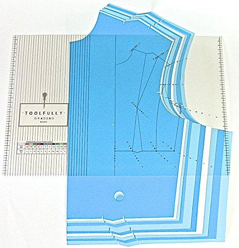 Pattern-Making Bodice Grading Ruler