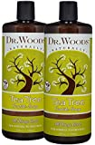 Dr. Woods Pure Tea Tree Liquid Castile Soap, 32 Ounce (Pack of 2)