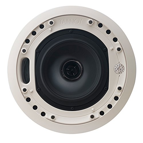 Tannoy CMS 603DC BM   High Power 6.5 Inch Pair Ceiling Speaker by Tannoy (Image #1)
