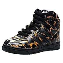 adidas Originals Jeremy Scott Instinct Hi Leopard Kids Sneakers
