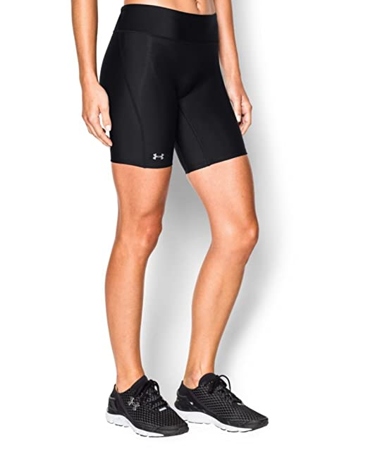 limited quantity hot-selling official Clearance sale Under Armour Women's Heat Gear Authentic Long Shorts