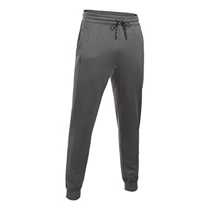 3c8848484fc7 Amazon.com  Under Armour Men s Storm Armour Fleece Joggers  UNDER ...