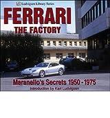 [FERRARI THE FACTORY] by (Author)Ludvigsen, Karl on Apr-01-03