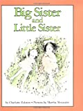 Big Sister and Little Sister, Charlotte Zolotow, 0064432173
