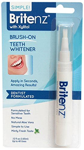 Britenz 3261 Natural Teeth Whitening Pen, 0.12 Fluid Ounce