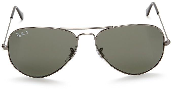 Ray-Ban Gafas de sol polarizadas RB3025 004/58 Aviator ...