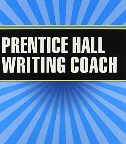 Writing Coach - WRITING COACH 2012 STUDENT EDITION GRADE 07