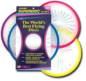 Aerobie - Superdisc Ultra Flying Disc - Red