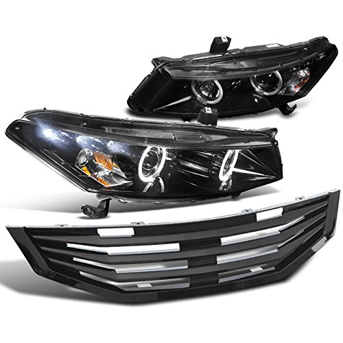 Honda Accord 2dr Grille - 9