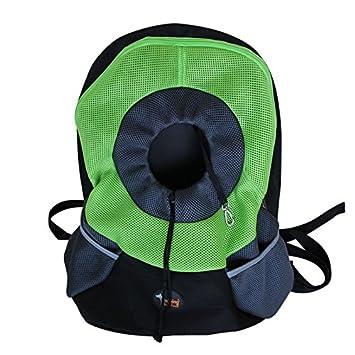 Ondoing Portable Bolso Transporte para Perro Transpirable Bolsos para Perros o Gatos Portatil Bolsa para Mascota de Calidad Alta 4 Colores y 2 Tamanos ...