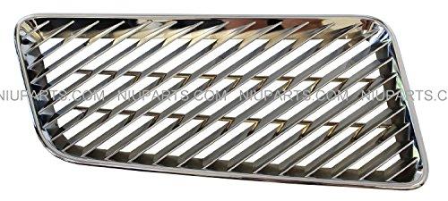 Air Intake Grille Chrome ( Fit: Volvo VNM Trucks )