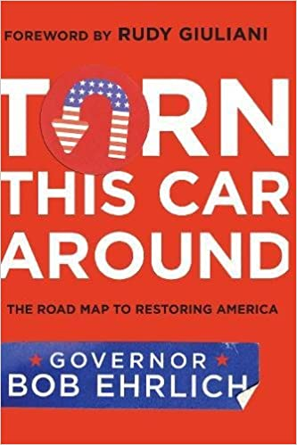 Turn this car around the roadmap to restoring america robert turn this car around the roadmap to restoring america robert ehrlich 9781936661558 amazon books fandeluxe Choice Image