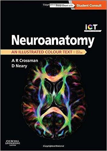 Neuroanatomy An Illustrated Colour Text 5e Amazoncouk Alan R Crossman PhD DSc David Neary MD FRCP 1245454540040 Books