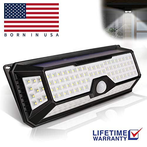 Outdoor Solar Balcony Lights in US - 3