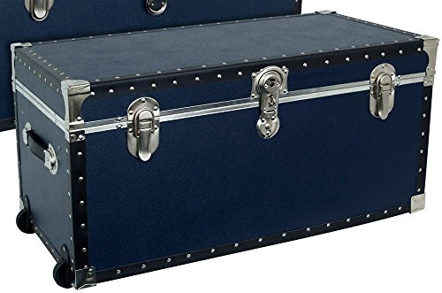 seward-trunk-base-oversized-footlocker-trunk-with-paper-lining-interior-tray-and-wheels-navy-blue-31
