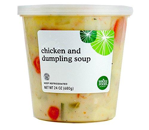 Whole Foods Market Chicken And Dumpling Soup 24 Oz Amazon