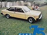 1975 Fiat 128 / 131 Sales Brochure