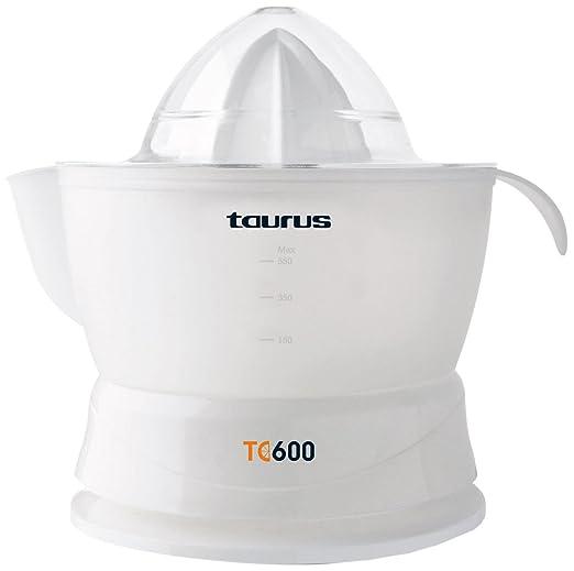 Taurus EXPRIMIDOR ELECTRICO TC-600, 140 W, 0.7 litros ...