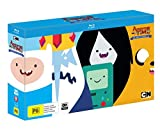 DVD : Adventure Time (Complete Seasons 1-5) - 6-Disc Box Set ( Adventure Time with Finn & Jake ) ( Adventure Time - Complete Seasons One to Five ) [ Blu-Ray, Reg.A/B/C Import - Australia ]