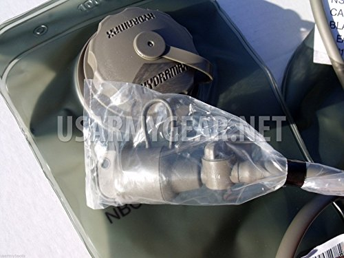 New Made in USA Army Military ACU Grey HYDRAMAX 100 oz 3 L Bladder Water Bag Back Pack USGI by US Government GI by Specialty Defense Systems (Image #3)