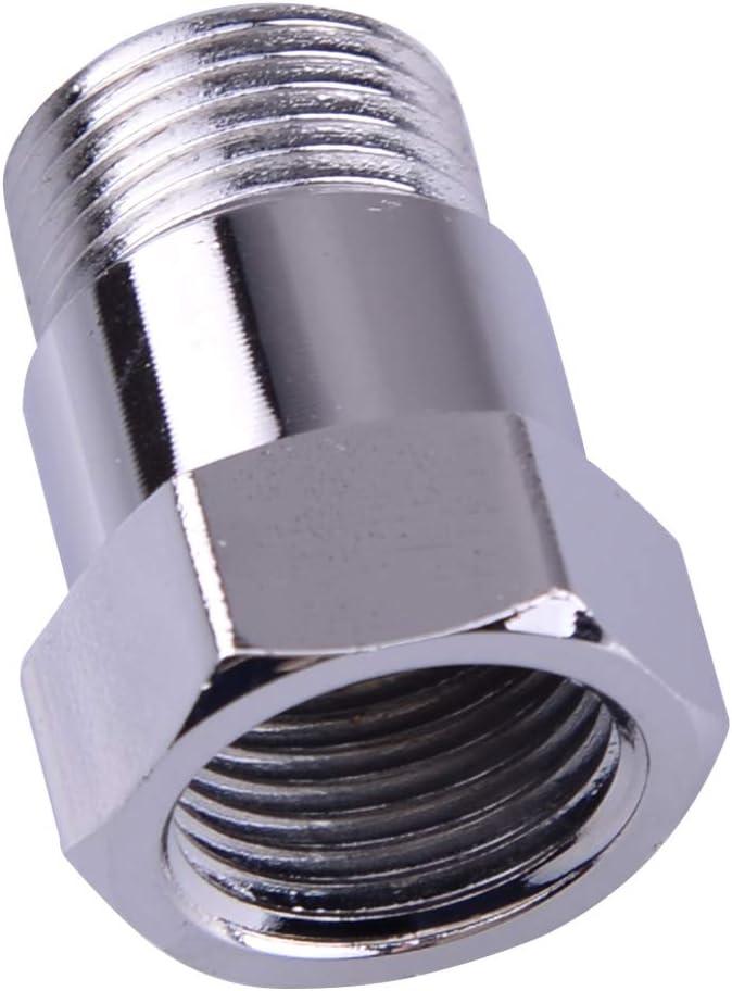 Beler M18 X 1 5 Hho O2 Sauerstoffsensor Verlängerung Adapter Fitting Eliminator Testrohrverlängerung Abstandhalter Spundstück Auto