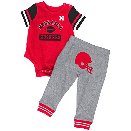 Nebraska Cornhuskers NCAA Infant