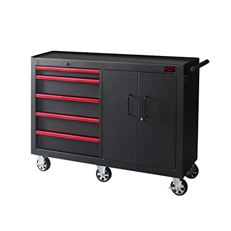 Dirty Pro Toolstm Tool Chest 52 Inch Professional Roll Cabinet Tool