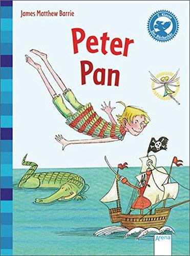 Peter Pan: Der Bücherbär: Klassiker für Erstleser