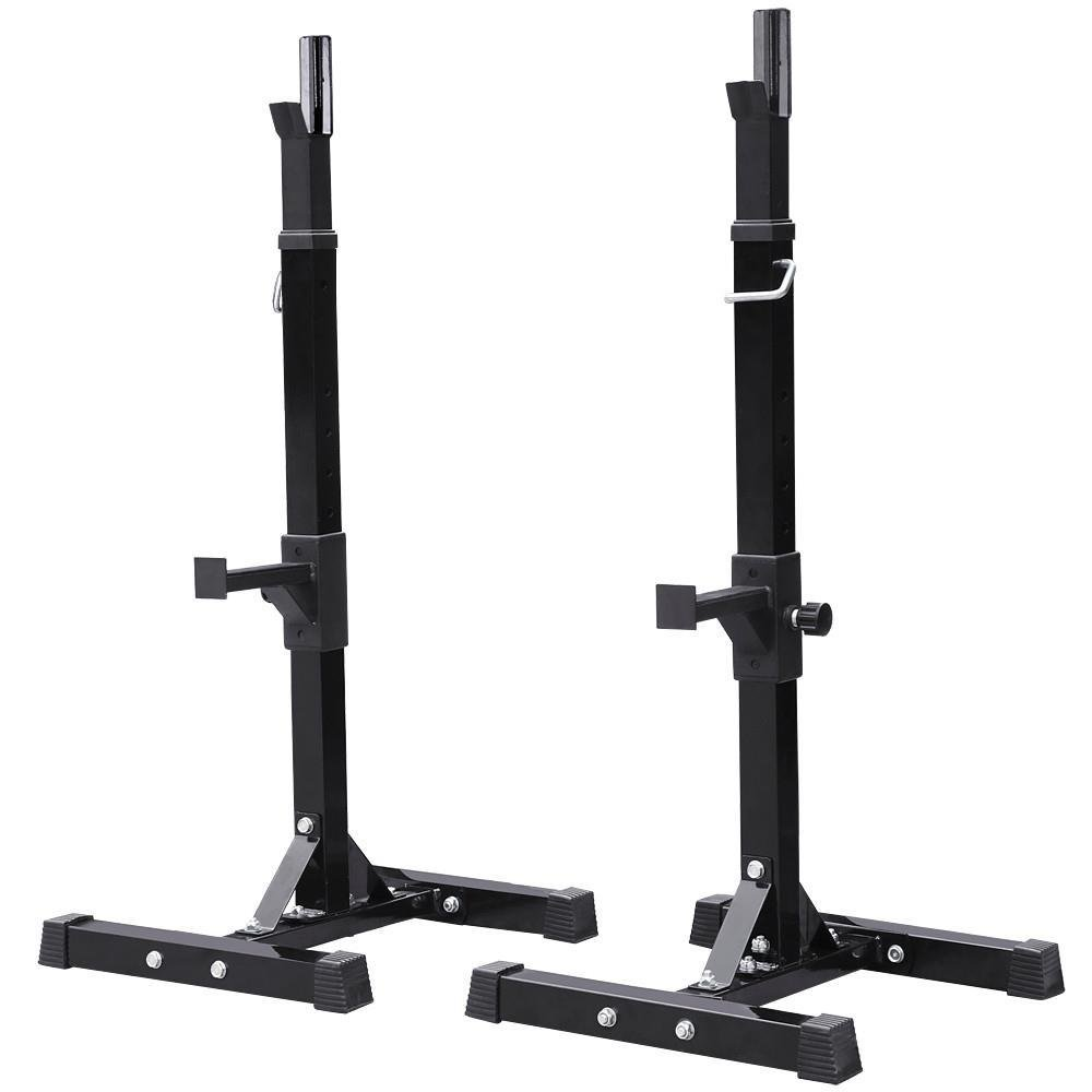 Yaheetech 2 Piece Adjustable Rack