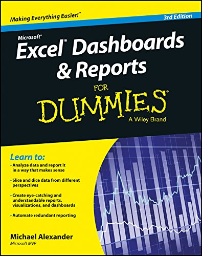 Excel Dashboards & Reports for Dummies (3rd 2015) [Alexander]