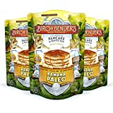 Birch Benders Banana Paleo Pancake and Waffle Mix Gluten Free, All Natural, 12 Ounce (Pack of 3) For Sale