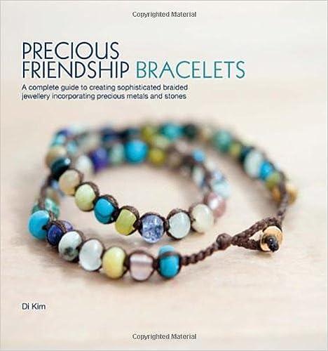 Book Precious Friendship Bracelets