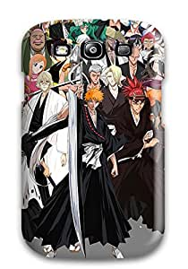 New GHt-4416gjfKogdb Bleach High Definition Collection Skin Case Cover Shatterproof Case For Galaxy S3