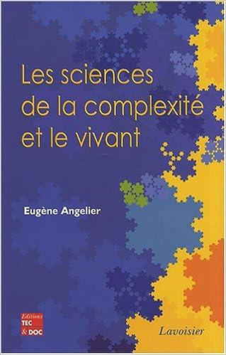 Book Les sciences de la complexité et le vivant (French Edition)
