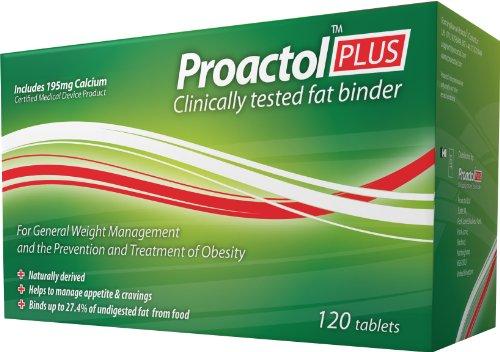 Proactol Plus (Fat Binder Testé cliniquement)