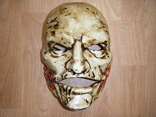 WRESTLING MASKS UK Corey Taylor Mask Slipknot Model Thermo The Gray Chapter Limited Edition ()