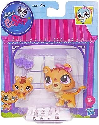 Littlest Pet Shop Figures Orange Tiger Baby Tiger Buy Online At Best Price In Uae Amazon Ae