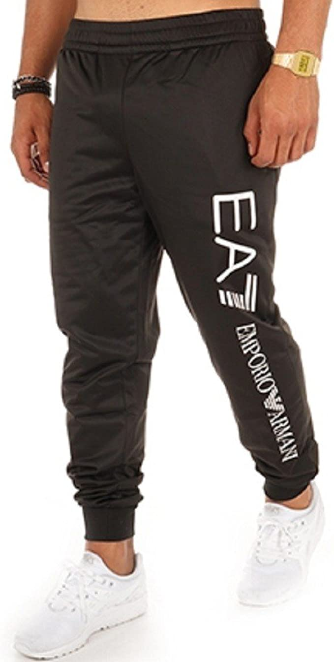 sezione Scully proteggere  Emporio Armani EA7 pantaloni tuta uomo nero EU M (UK 32) 8NPPA4 PJ08Z 0203:  Amazon.it: Abbigliamento
