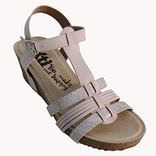 ☼ELEN☼ Sandales confort - XTI Territory - Ref : 0914