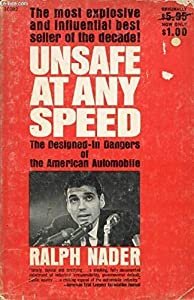 Unsafe at Any Speed by Pocket