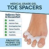 Toe Separators, Straighteners & Spacers, Corrects
