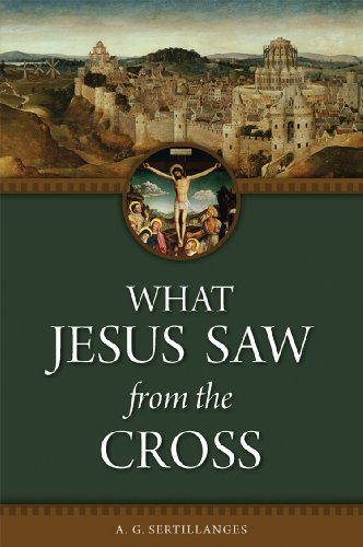 What Jesus Saw from the Cross (Cross Saw)