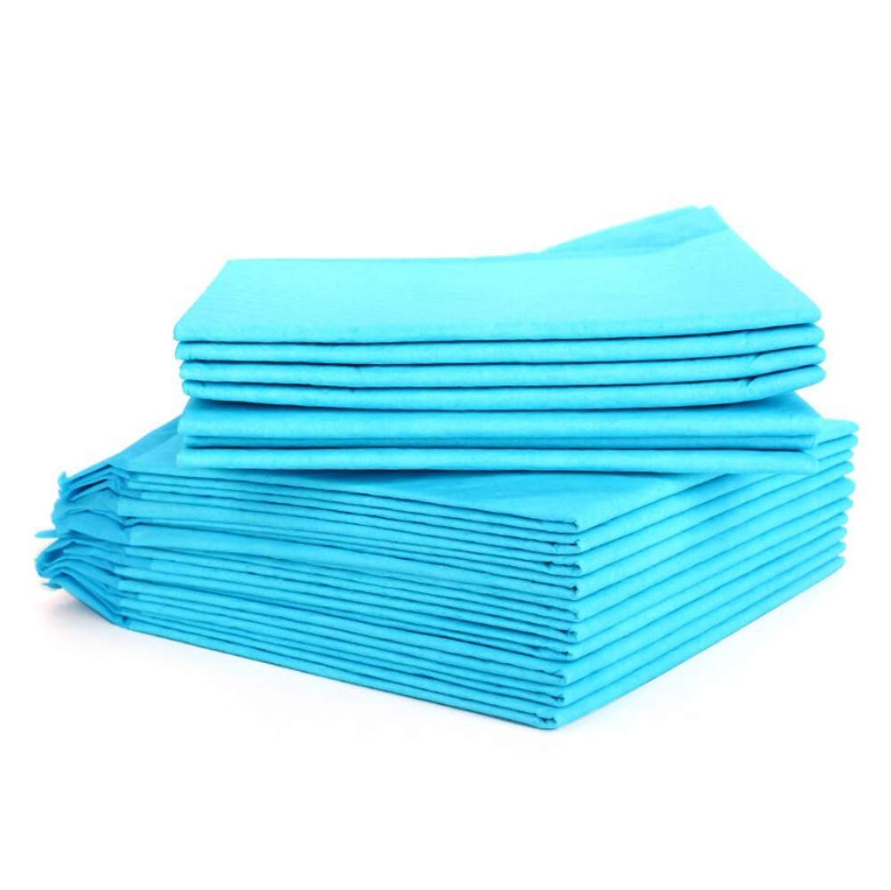 3345cm LSS Pet Training Pads, Toilet Trainer Pad, Nappies Potty Training Pads, Pets Products Puppy Dog Pee Anti Slip Leakproof (100 Pack) (Size   33  45cm)