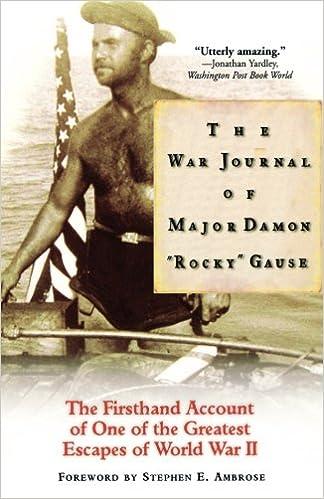 29fbe3bcd4b The War Journal of Major Damon