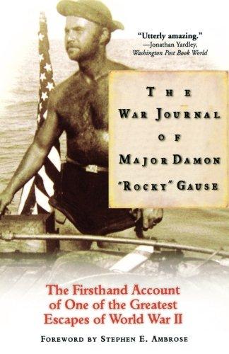 (The War Journal of Major Damon