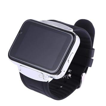 FidgetGear DM98 - Reloj Inteligente con Bluetooth (4 GB ...