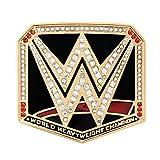 World Heavyweight Championship Belt Buckle Gold