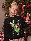 T-Rex Santa Ride Dinosaur Funny Ugly Christmas